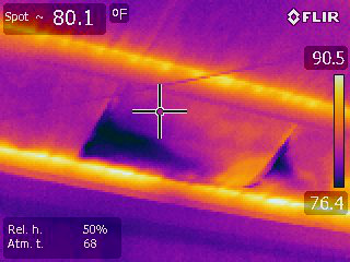 Miami-Dade Commercial Building Infrared Thermography